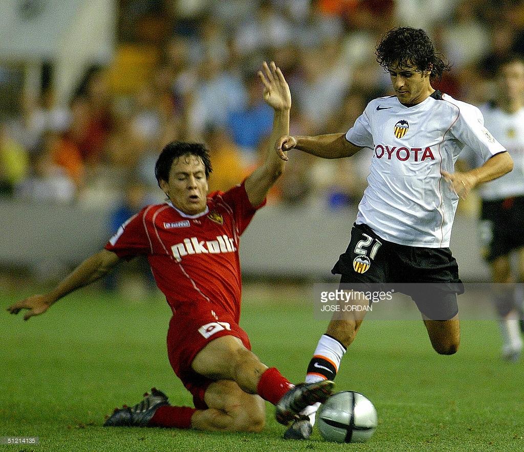 24.08.2004: Valencia CF 1 - 3 Real Zaragoza