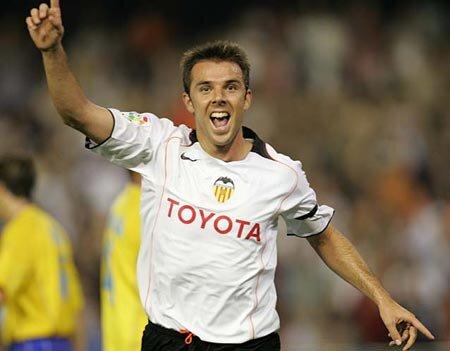 30.08.2004: Valencia CF 2 - 1 Villarreal CF
