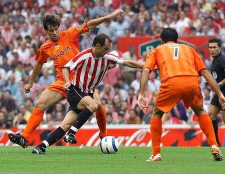 11.09.2004: Athletic Club 2 - 2 Valencia CF