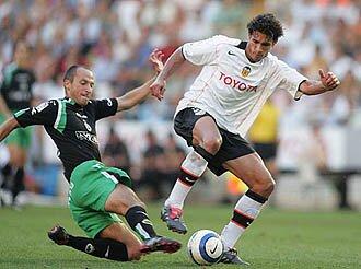26.09.2004: Valencia CF 2 - 0 Rac. Santander
