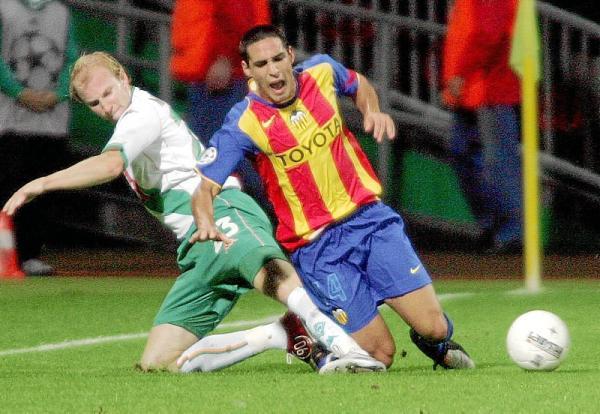 29.09.2004: Werder Bremen 2 - 1 Valencia CF