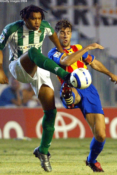 02.10.2004: Real Betis 1 - 1 Valencia CF