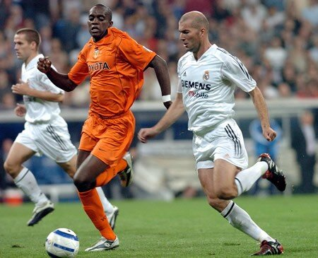 23.10.2004: Real Madrid 1 - 0 Valencia CF
