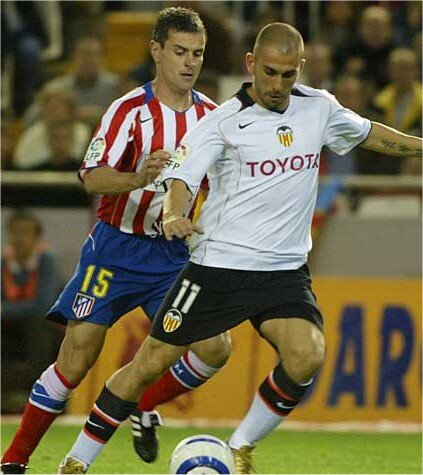 30.10.2004: Valencia CF 1 - 1 At. Madrid