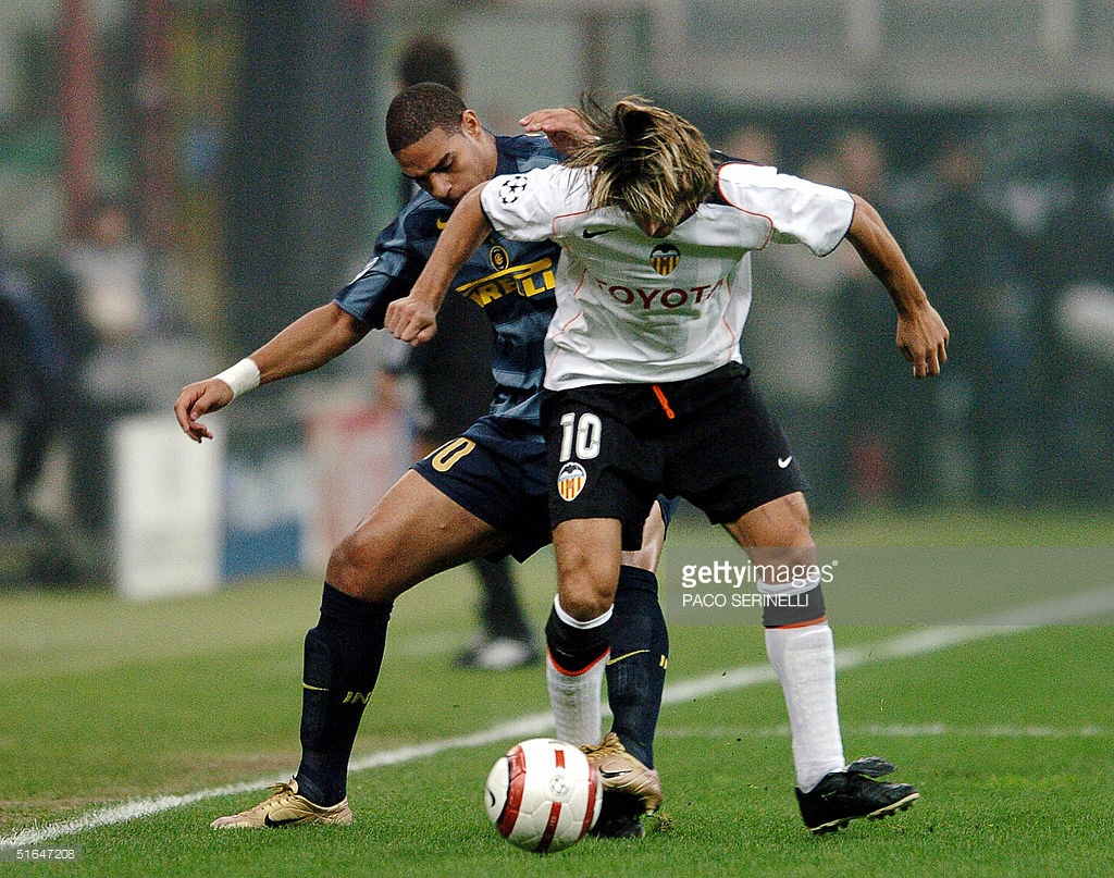 02.11.2004: Inter Milán 0 - 0 Valencia CF