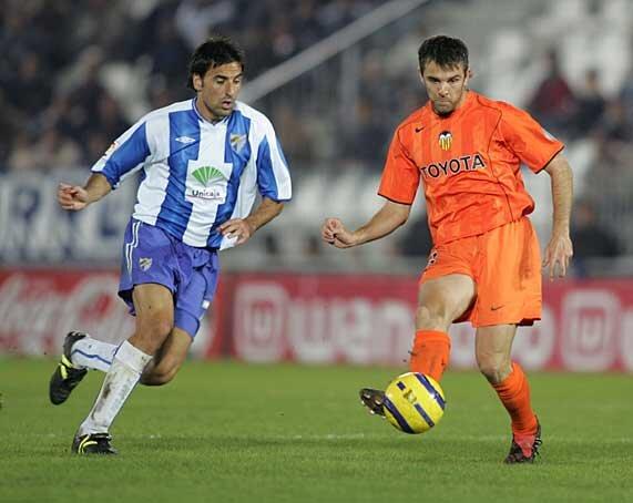 20.11.2004: Málaga CF 0 - 2 Valencia CF