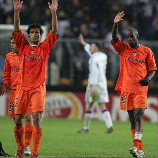 24.11.2004: Anderlecht 1 - 2 Valencia CF