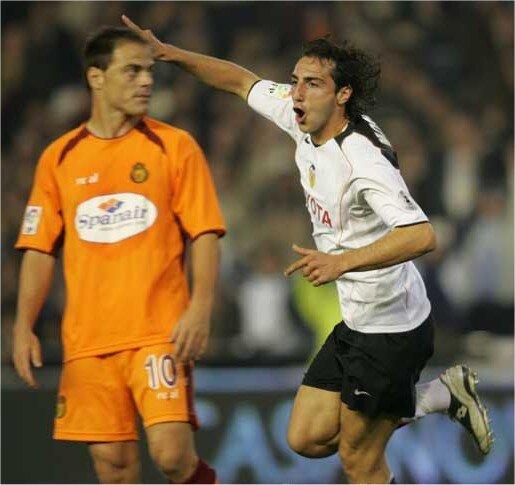 28.11.2004: Valencia CF 2 - 0 RCD Mallorca