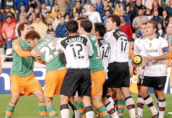 07.12.2004: Valencia CF 0 - 2 Werder Bremen