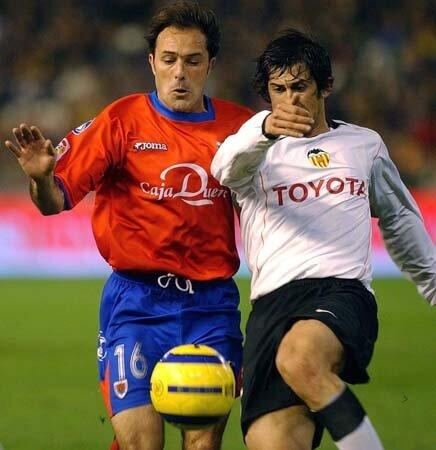 12.12.2004: Valencia CF 1 - 0 CD Numancia