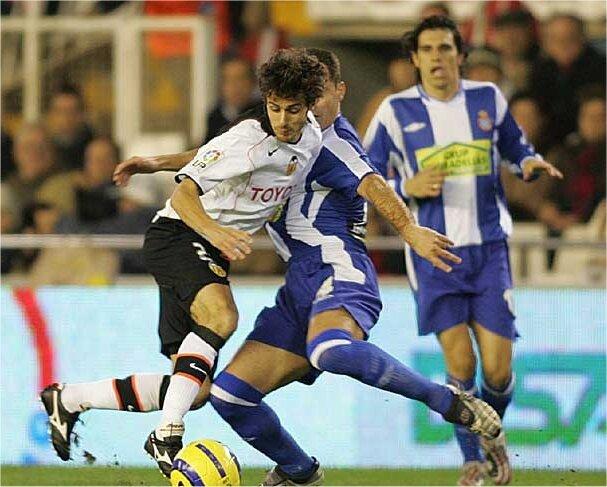 22.12.2004: Valencia CF 3 - 0 RCD Espanyol