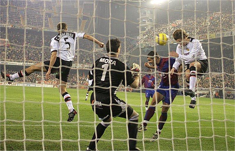 08.01.2005: Valencia CF 2 - 1 Levante UD