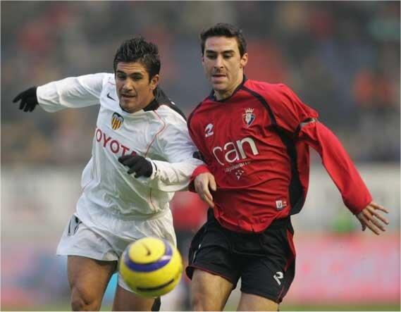 16.01.2005: CA Osasuna 0 - 0 Valencia CF
