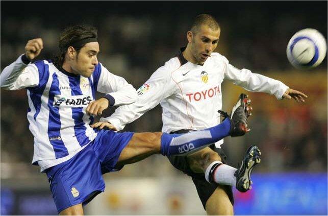 12.02.2005: Valencia CF 1 - 2 Dep. Coruña