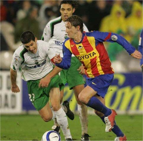 20.02.2005: Rac. Santander 1 - 0 Valencia CF