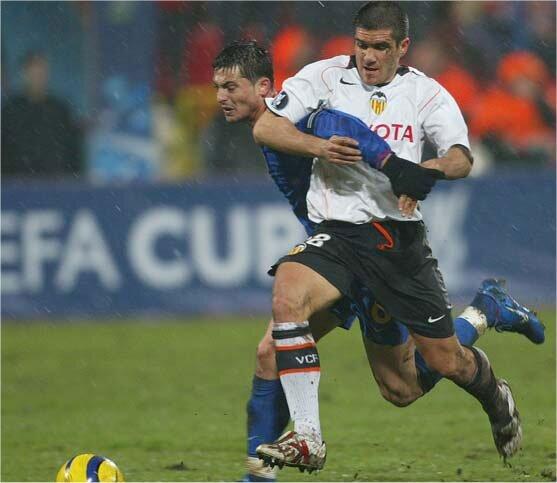 24.02.2005: St. Bucarest 2 - 0 Valencia CF