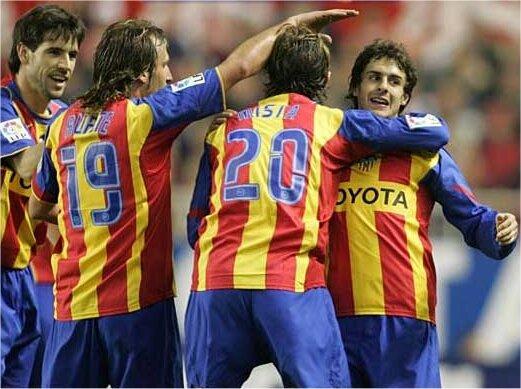02.03.2005: Sevilla FC 2 - 2 Valencia CF