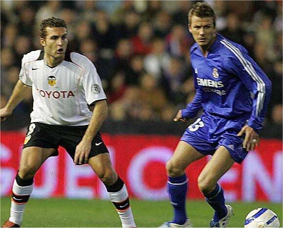 05.03.2005: Valencia CF 1 - 1 Real Madrid