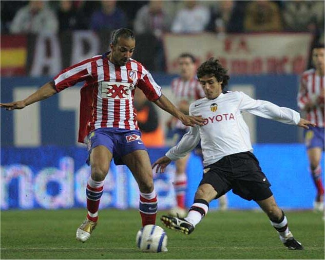 13.03.2005: At. Madrid 1 - 0 Valencia CF