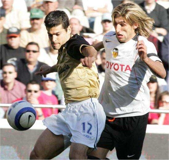 10.04.2005: Valencia CF 2 - 2 Málaga CF