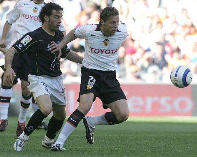24.04.2005: Valencia CF 2 - 0 Albacete B.