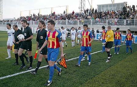 27.04.2005: Villajoyosa CF 0 - 1 Valencia CF