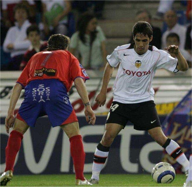 30.04.2005: CD Numancia 1 - 1 Valencia CF