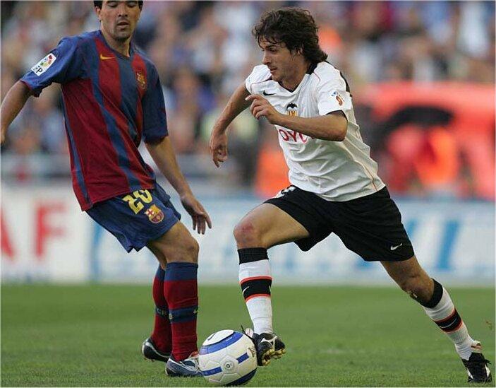 08.05.2005: Valencia CF 0 - 2 FC Barcelona
