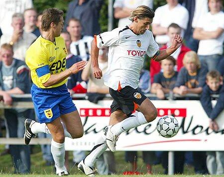 07.07.2005: Cambuur 0 - 1 Valencia CF