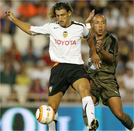 12.07.2005: Valencia CF 0 - 1 Gir. Burdeos