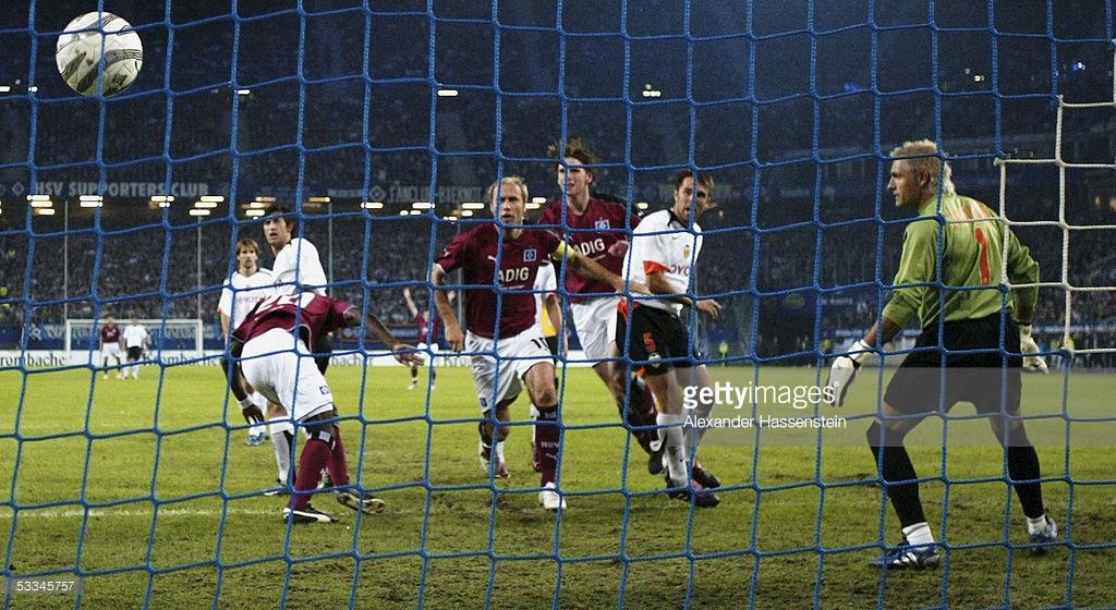 09.08.2005: Hamburgo SV 1 - 0 Valencia CF