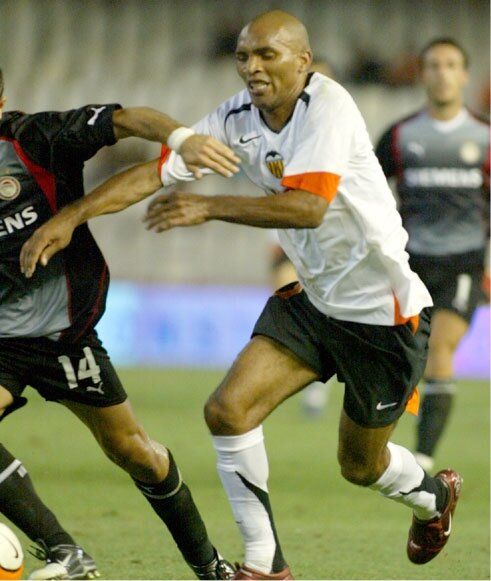 12.08.2005: Valencia CF 1 - 3 Olympiakos