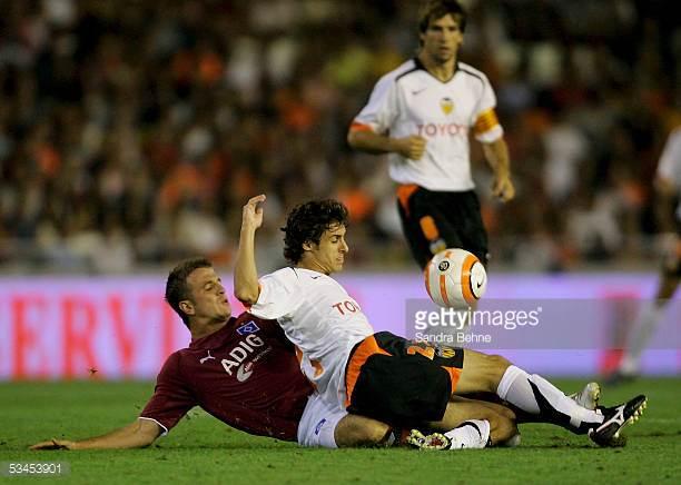 23.08.2005: Valencia CF 0 - 0 Hamburgo SV