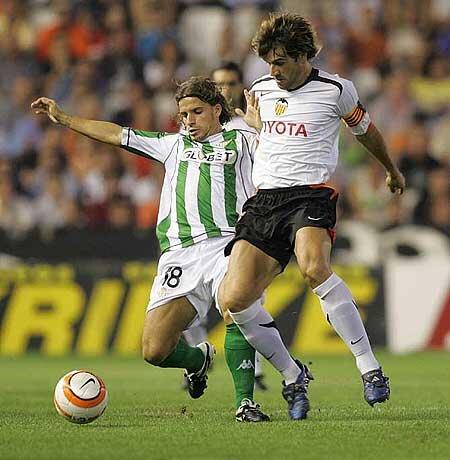 27.08.2005: Valencia CF 1 - 0 Real Betis