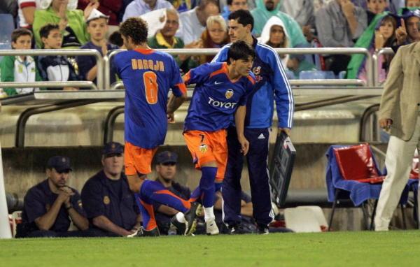 11.09.2005: Real Zaragoza 2 - 2 Valencia CF