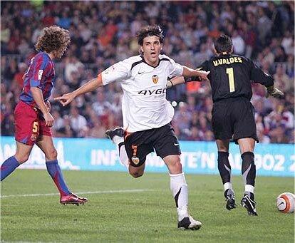 21.09.2005: FC Barcelona 2 - 2 Valencia CF