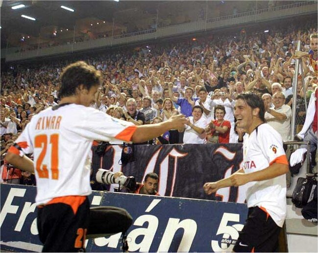24.09.2005: Valencia CF 2 - 1 Real Sociedad