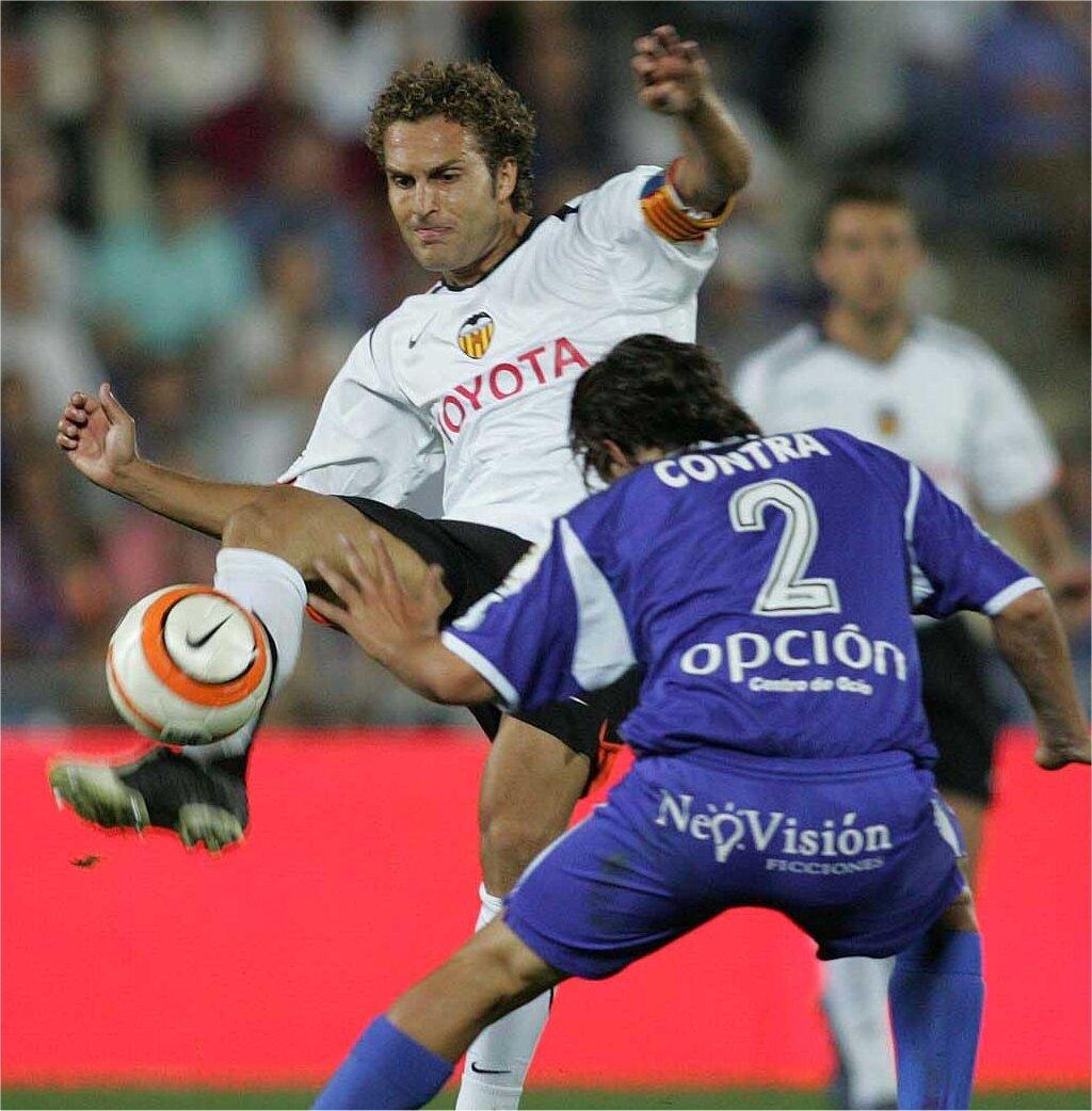 01.10.2005: Getafe CF 2 - 1 Valencia CF