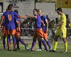 05.10.2005: Villarreal CF 3 - 4 Valencia CF