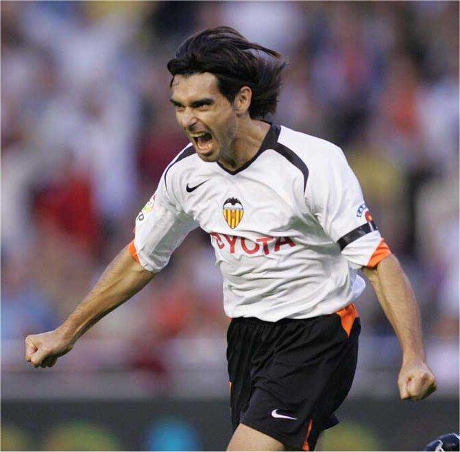 16.10.2005: Valencia CF 2 - 1 Málaga CF