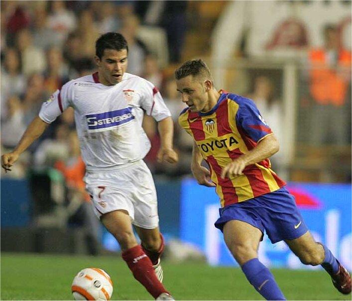 27.10.2005: Valencia CF 0 - 2 Sevilla FC