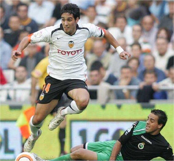 30.10.2005: Valencia CF 1 - 1 Rac. Santander
