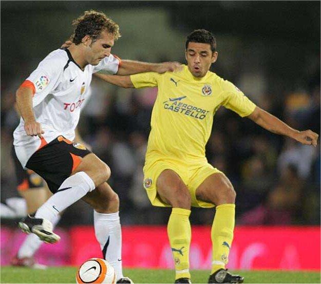 05.11.2005: Villarreal CF 1 - 0 Valencia CF