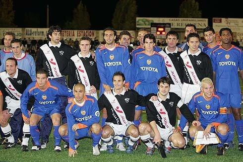 09.11.2005: SC Requena 1 - 3 Valencia CF