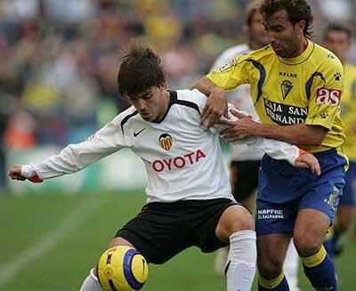 20.11.2005: Cádiz CF 0 - 1 Valencia CF