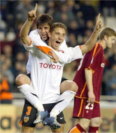 26.11.2005: Valencia CF 2 - 0 Celta de Vigo
