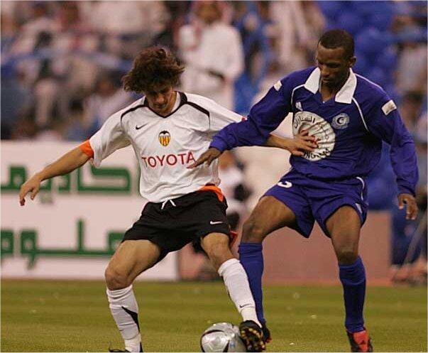 14.12.2005: Al Hilal 2 - 1 Valencia CF