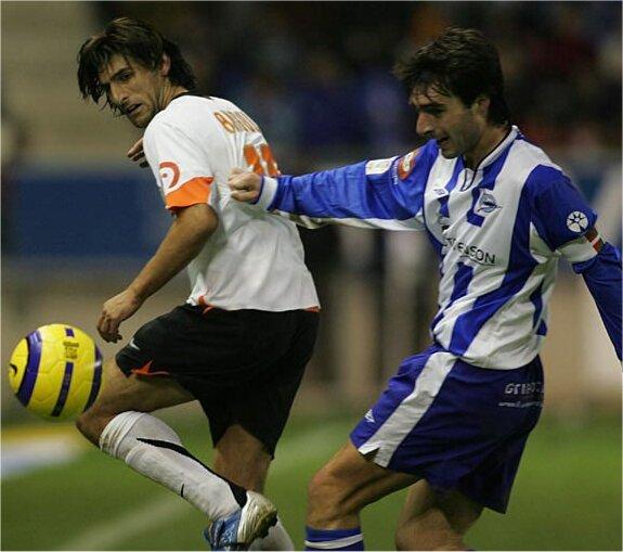 18.12.2005: Dep. Alavés 0 - 1 Valencia CF