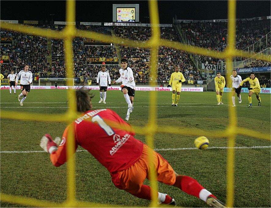 04.01.2006: Villarreal CF 0 - 2 Valencia CF