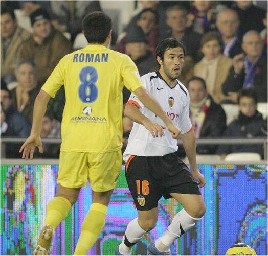 11.01.2006: Valencia CF 1 - 0 Villarreal CF
